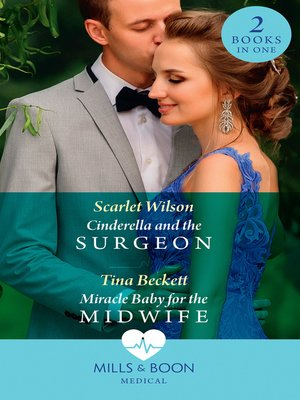 cover image of Cinderella and the Surgeon / Miracle Baby For the Midwife